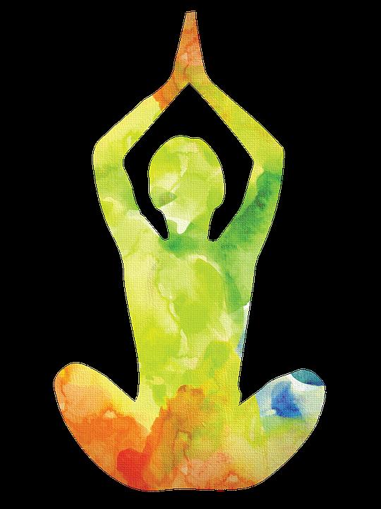 yoga art lichen livin