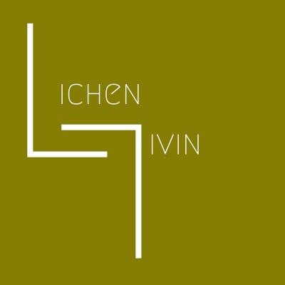 Lichen Livin Logo Corrie Brown Colorado