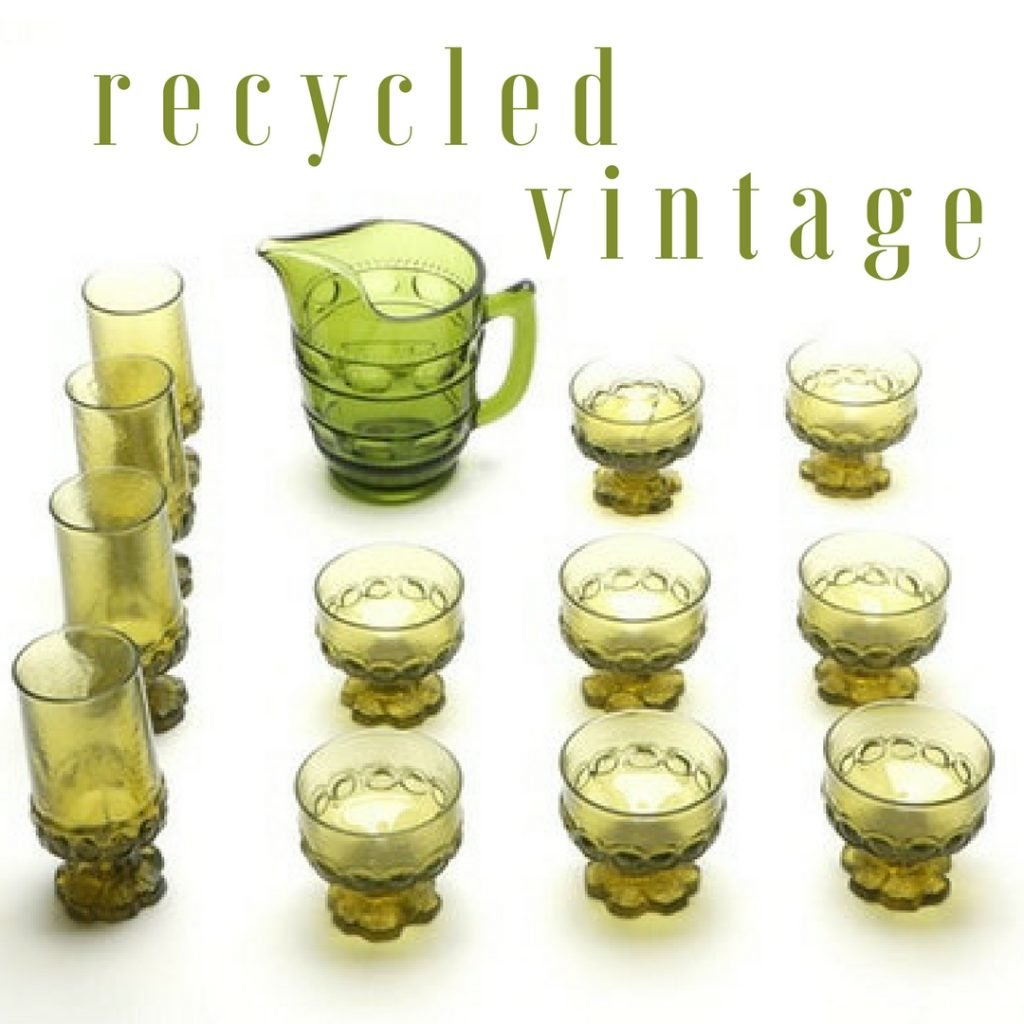 Buy Recycled Vintage Items Online
