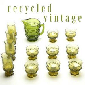 recycled vintage