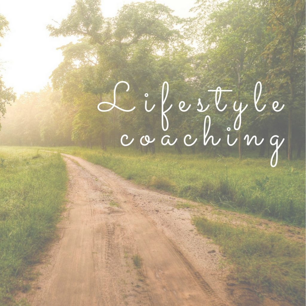 lifestyle coaching dirt road on country grass