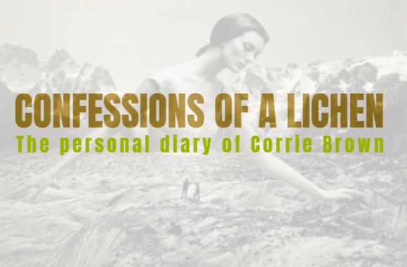 confessions of a lichen
